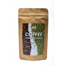 Coffee Roasted & Green Grounded 100g ANi