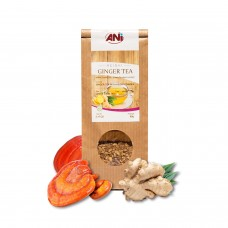 Organic Ginger Tea With Reishi Powder 90g ANi