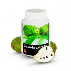 Graviola Extra 450mg 120 cps 5% Annonaceous Acetogenins