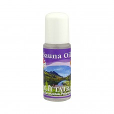Sauna High Tatras Oil 30ml Biopurus