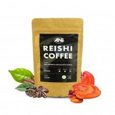 Premium Organic 100% Arabica Grounded With Reishi Powder 100g ANi doypack