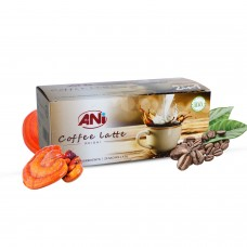 Premium Organic Reishi Coffee Latte (2in1) 20x4,5 g ANi