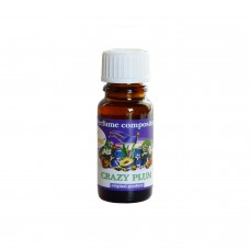 Crazy Plum Aromatherapy Diffuser Essential Oil 10ml Biopurus