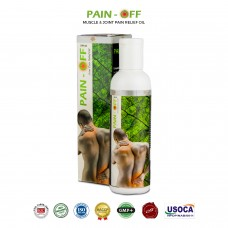 Pain Off  Muscle and Joint Pain Relief Oil 100ml