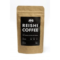 Organic Dark Coffee With Reishi Powder Grounded 100g ANi