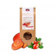 Organic Rosehip Tea With Reishi Powder 90g ANi