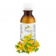 Cold Pressed St. John's Wort Cosmetic Oil 200ml Biopurus