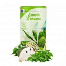 Sweet Dreams Green Leaf Tea & Graviola - 120g Pure Ceylon Green Tea