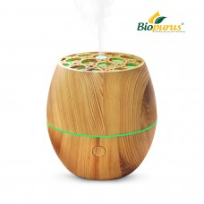 Tree of Life Essential Oil Aromatherapy Diffuser Humidifier USB 120ml