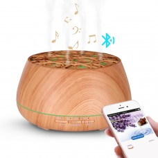 Smart Essential Oil Aromatherapy Diffuser Humidifier 400ml