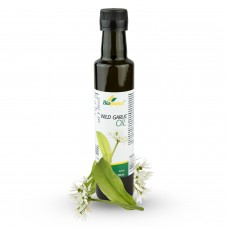 Wild Garlic / Ramsons Infused Oil 250ml Biopurus