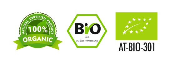 logo organic at bio
