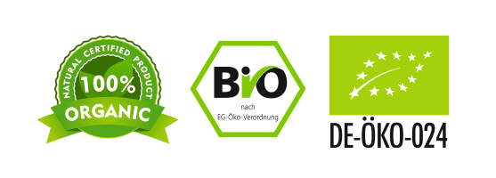 logo organic de bio