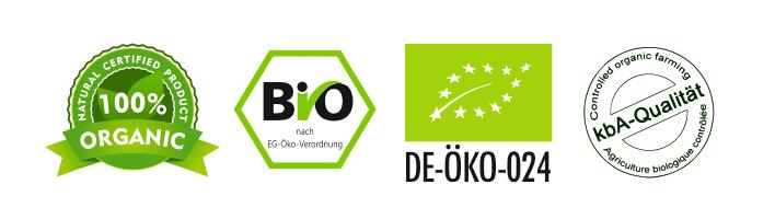 Logo Bio kBa DE Organic